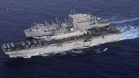 (Bild: United States Navy)