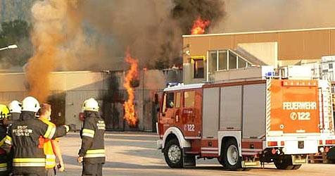 (Bild: Feuerwehr Schwaz)