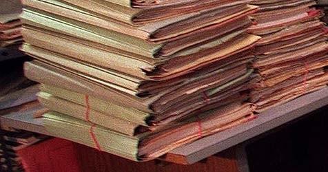 Viel Munition enthält der 141-Seiten-Bericht über Niederwölz. (Bild: APA)