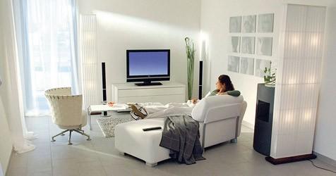 Dunkler Fußboden In Kleinen Räumen ~ Großer wohnauftritt auch für ganz kleine räume krone.at