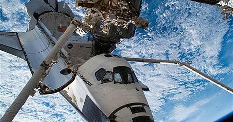 (Bild: AP/NASA)