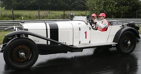(Bild: (c) Mercedes-Benz Motorsport)