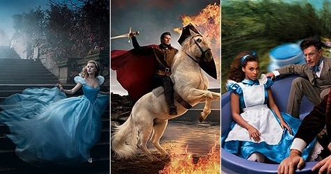 (Bild: Disney Parks Photo Illustration by Annie Leibovitz)