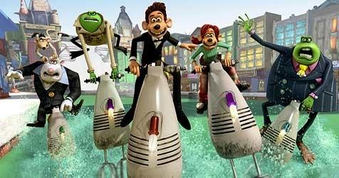 (Bild: (c) 2006 Dreamworks Animation)
