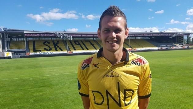 Tomas Malec wurde schon im Sommer vom LASK gekauft und sofort nach Norwegen weiterverliehen.