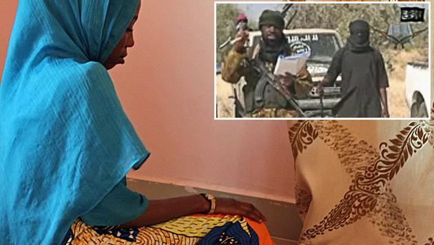 Weil sie keinen der Terroristen heiraten wollte, sollte Fatima für Boko Haram ein Attentat verüben. (Bild: AFP, www.picturedesk.com)