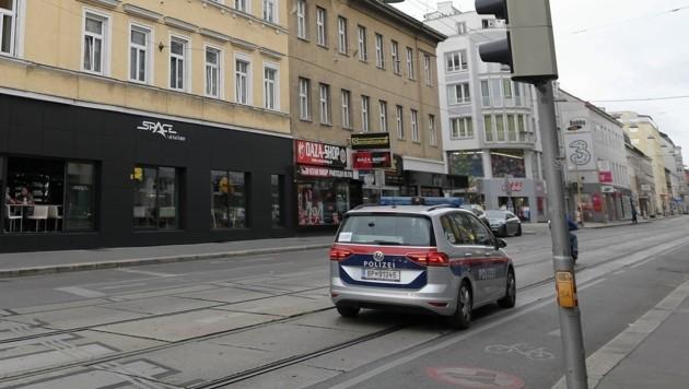 An der Ecke Ottakringer Straße/Kalvarienberggasse nahm der blutige Streit seinen Lauf.