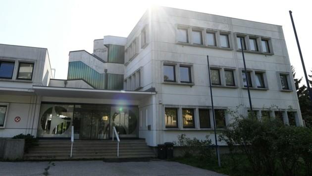 Die betroffene Islamschule in Wien-Liesing