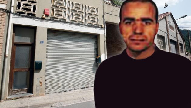 Er soll der Kopf der Terrorzelle gewesen sein: der 45-jährige Imam von Ripoll, Abdelkadi Es Satty