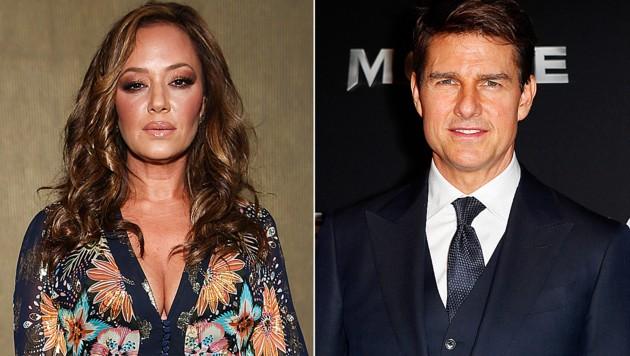 Leah Remini lässt kein gutes Haar an Tom Cruise. (Bild: John Salangsang/Invision/AP, AP)