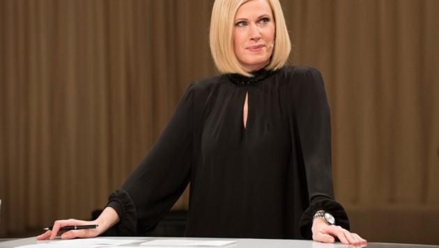 Sylvia Saringer bittet ab 13. September zum Reality-Check. (Bild: ATV)