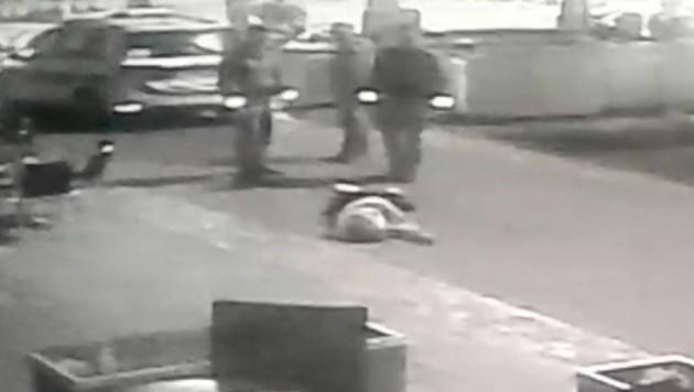 Diese Videoaufzeichnung brachte die Beamten vor Gericht