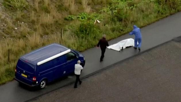 Der Torso der Journalistin wurde nahe Kopenhagen gefunden. (Bild: AP)
