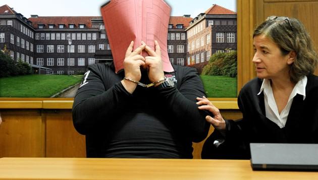 Niels H. gilt als schlimmster Serienmörder Deutschlands.