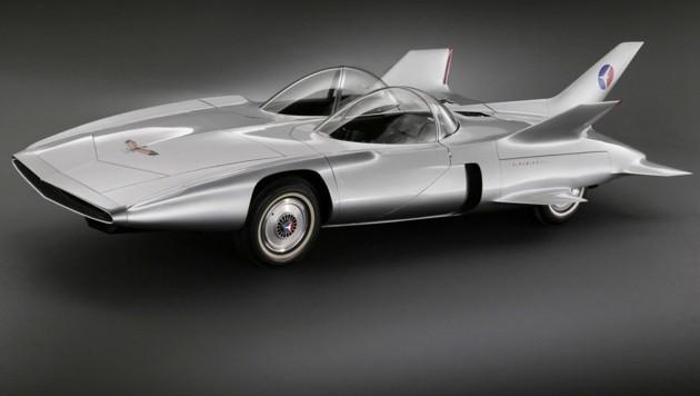 Firebird III von General Motors (Bild: General Motors)
