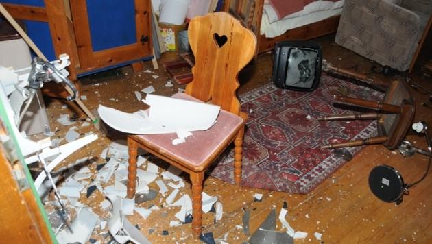2013 verwüsteten Jugendliche die Zimmer des Bernauer Hofs.