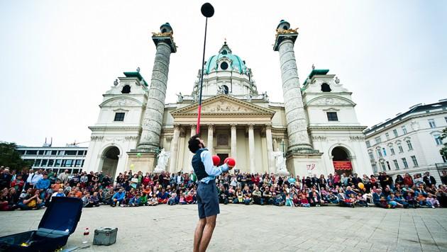 (Bild: Buskers Verein Wien)