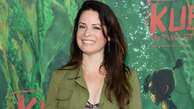 Holly Marie Combs (Bild: 2016 Getty Images)
