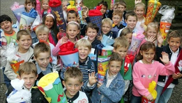 Zum Schulstart gibt es eine gute Nachricht: Ab 7 Uhr gibt es an fünf Schulen eine Aufsicht. (Bild: Stadt Salzburg/ WildBild)