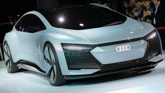 Audi AICON (Bild: Stephan Schätzl)