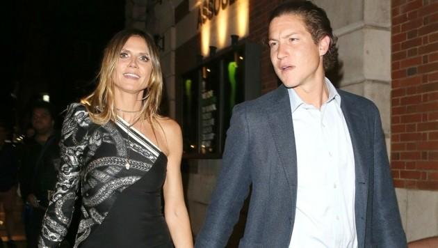 Heidi Klum und Vito Schnabel (Bild: www.PPS.at)