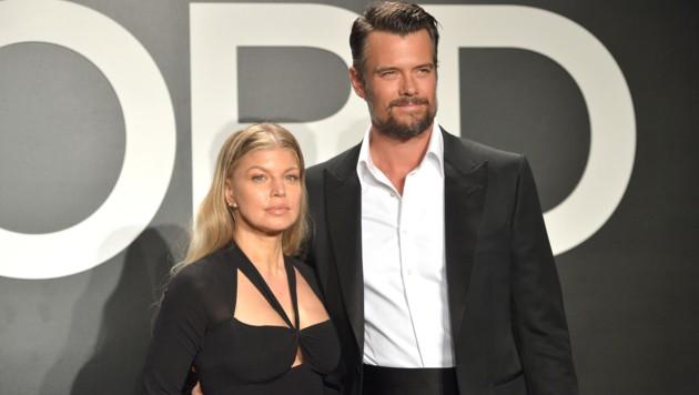 Fergie und Josh Duhamel (Bild: 2015 Getty Images)