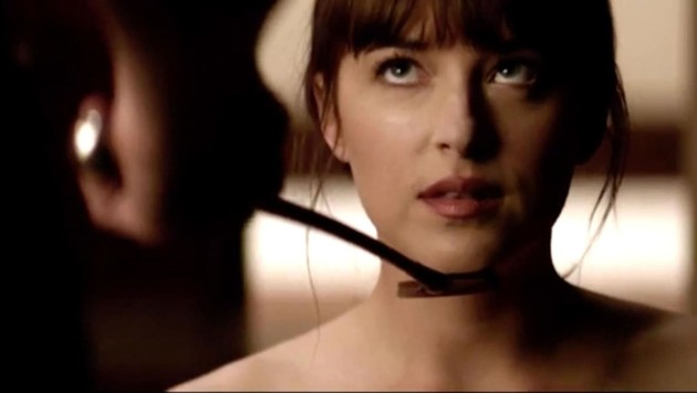 "Dakota Johnson in einer Szene aus ""Fifty Shades Freed"""