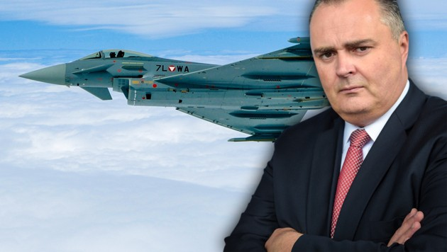 Verteidigungsminister Hans Peter Doskozil (Bild: Bundesheer/Zinner, HBF/Pusch, krone.at-Grafik)