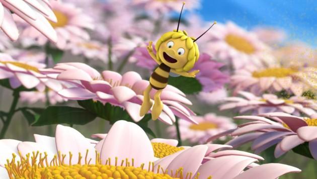 """""""Biene Maja"""" (Bild: Studio 100 Media/2012 Studio Animation SAS)"""