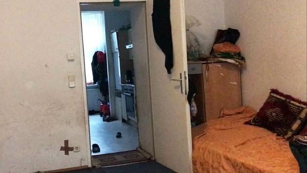 Die Familie wohnt in einer 80-Quadratmeter-Wohnung. (Bild: Andi Schiel)