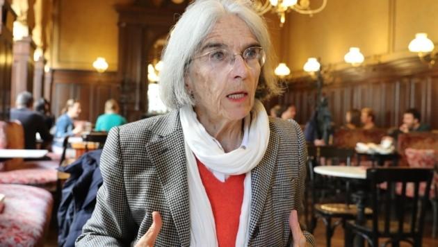 Die erfolgreiche Autorin Donna Leon (Bild: KRISTIAN BISSUTI)