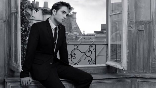 Robert Pattinson ist das neue Gesicht von Dior Homme. (Bild: Dior)