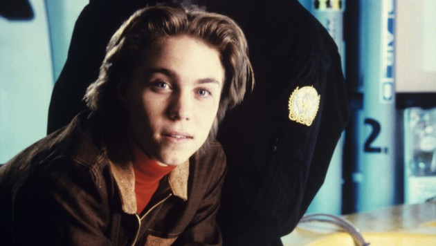 "Jonathan Brandis in der Serie ""SeaQuest"" (Bild: Hollywood Picture Press/face to)"