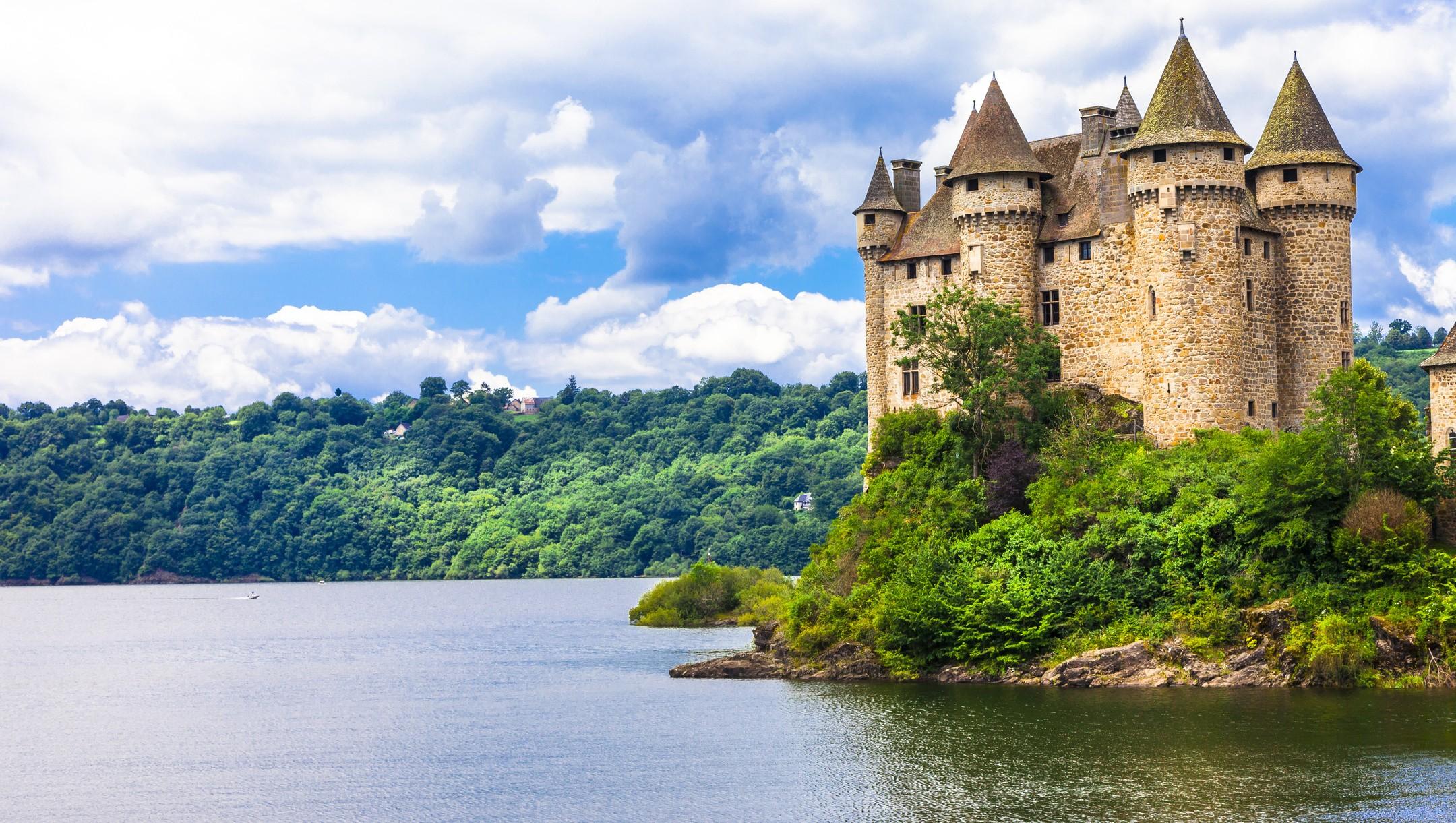 Vulkane Burgen Co Auvergne Reise Ins Ursprüngliche Frankreich Krone At