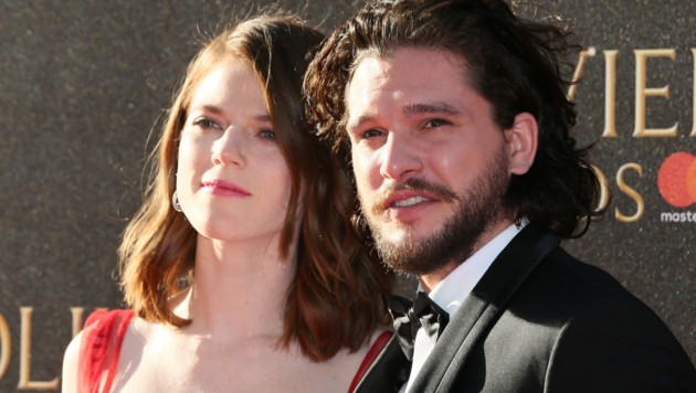 Kit Harington und Rose Leslie (Bild: www.PPS.at)