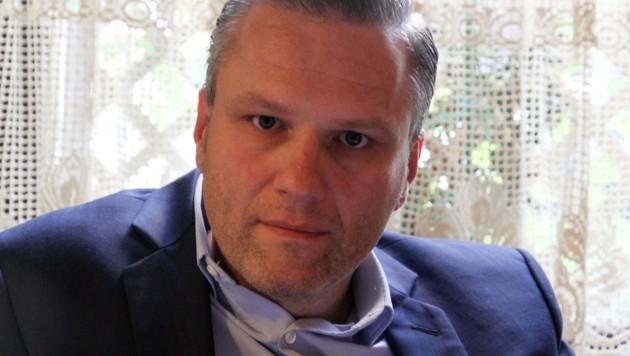 Der Jurist Manfred Arbacher-Stöger (Bild: Andi Schiel)