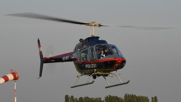 Ihr fliegerisches Handwerk erlernen die angehenden Einsatzpiloten auf dem Bell 206 (Bild: P. Huber)