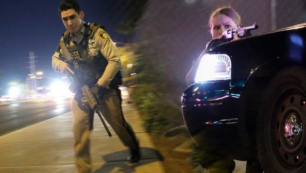 (Bild: AP Photo/John Locher, krone.at-Grafik)