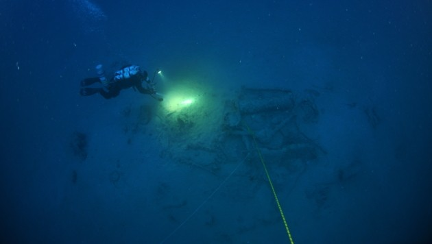 (Bild: Czech Diving Team)