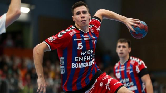 Ivan Martinovic (Margareten) (Bild: GEPA pictures)