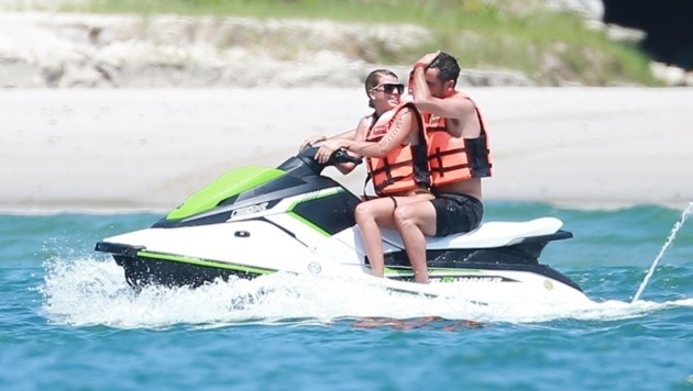 Sofia Richie und Scott Disick im Liebesurlaub in Puerto Vallarta in Mexiko (Bild: www.PPS.at)
