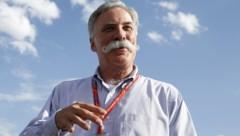 Vorstandschef Chase Carey (Bild: APA/ERWIN SCHERIAU)
