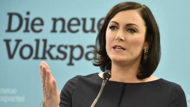 Die ÖVP nominierte Elisabeth Köstinger für das zweithöchste Amt im Staat.