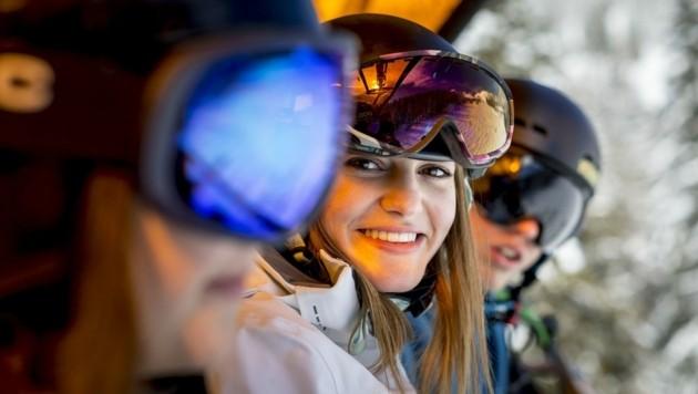 Die Vorfreude auf die neue Wintersaison ist groß. (Bild: Steiermark Tourismus/ikarus.cc)