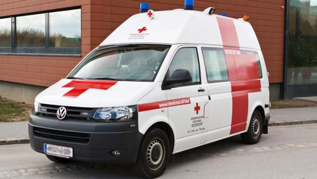 (Bild: Österreichisches Rotes Kreuz (Symbolfoto))