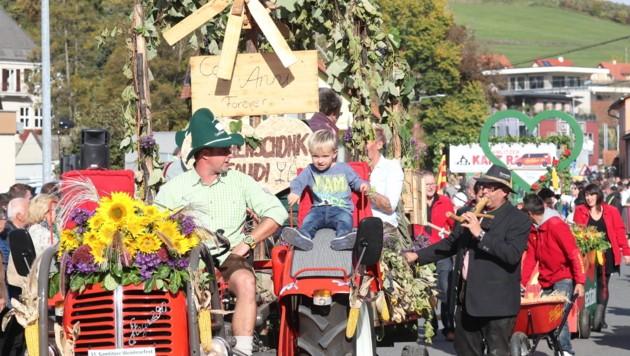 Das gesellige Fest in Gamlitz fällt heuer wieder flach. (Bild: Sepp Pail)
