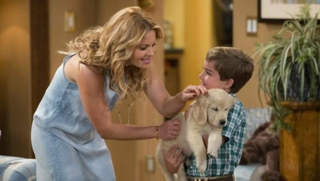"""""""Cosmo"""" in """"Fuller House"""" (Bild: Netflix)"""