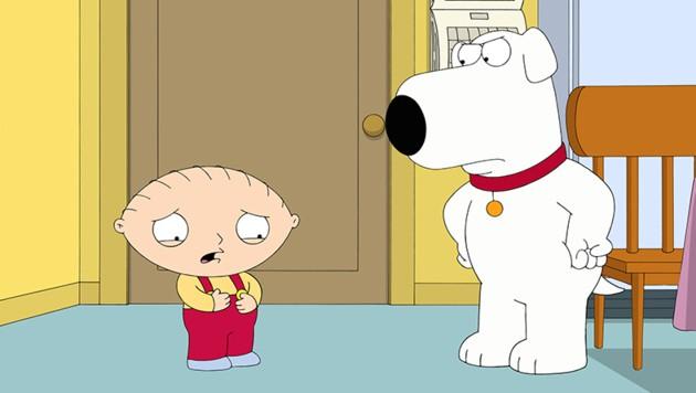 """""""Brian"""" in """"Family Guy"""" (Bild: Fox)"""