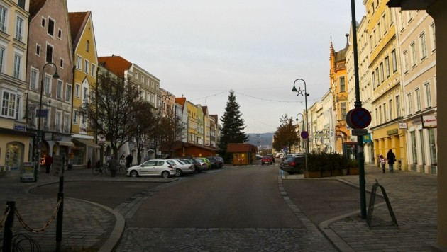 Braunau (Bild: Daniel Scharinger)