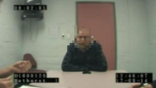 Der Stiefvater des ermordeten Dreijährigen muss für 30 Jahre hinter Gitter. (Bild: NSW Police)